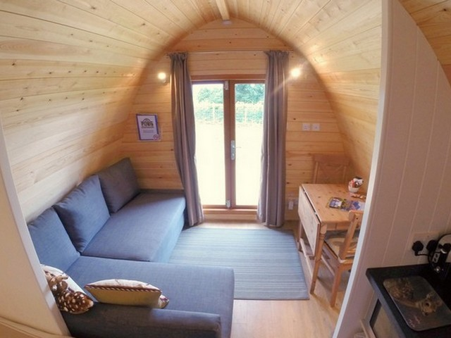 Thornfield Camping Cabins Luxury Glamping Pods Dalston Nr The Lake District